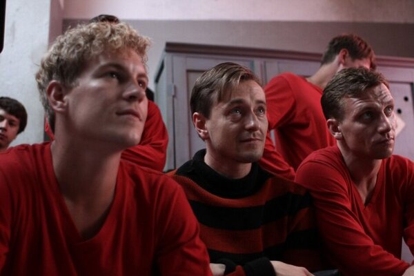 кадры и фото из фильма Матч