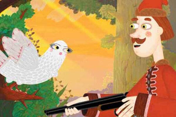 кадры и фото из фильма Про Федота-стрельца, удалого молодца