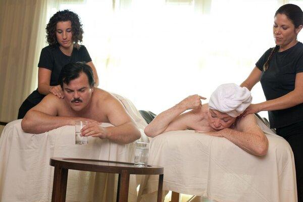 кадры и фото из фильма Берни