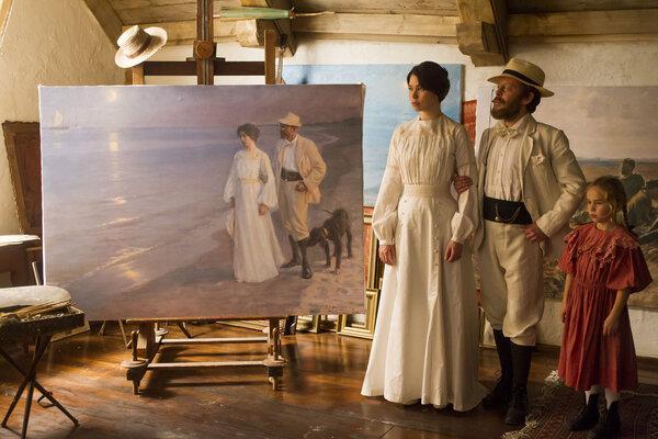 кадры и фото из фильма Жена художника