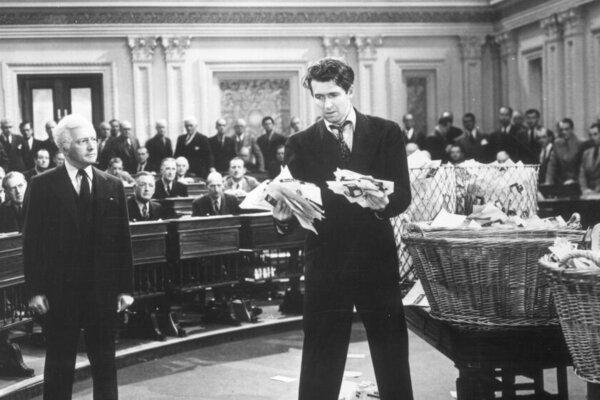 кадры и фото из фильма Мистер Смит едет в Вашингтон