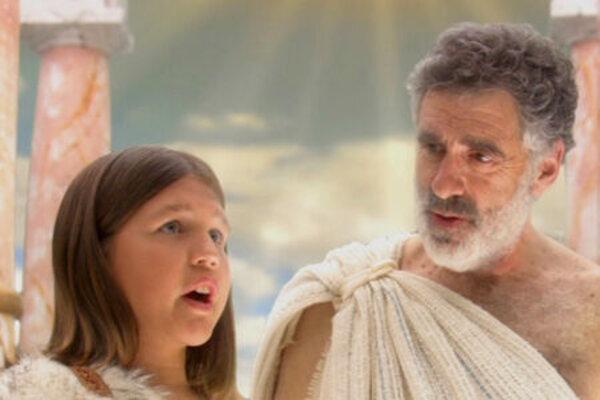 кадры и фото из фильма Приключения Геркулеса в 3D