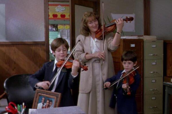 кадры и фото из фильма Музыка сердца
