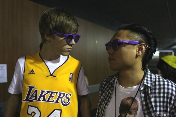 кадры и фото из фильма Джастин Бибер: Никогда не говори никогда 3D