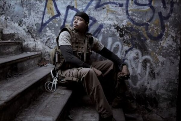кадры и фото из фильма Саботаж