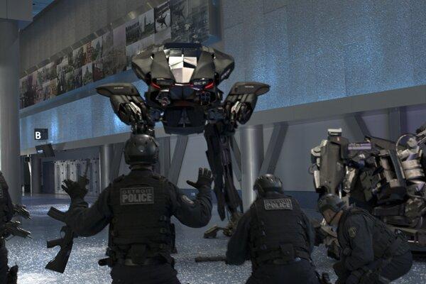 кадры и фото из фильма Робокоп IMAX