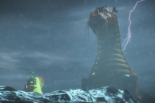 кадры и фото из фильма Невероятная история о гигантской груше