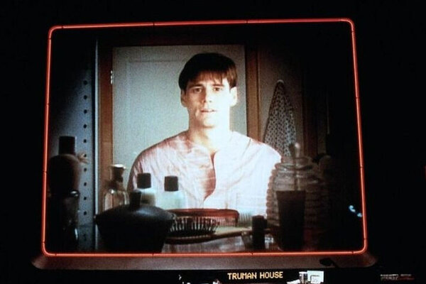 кадры и фото из фильма Шоу Трумана