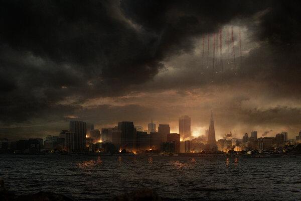 кадры и фото из фильма Годзилла IMAX 3D