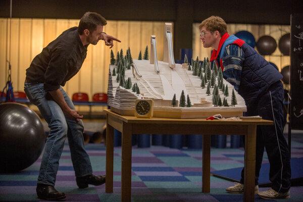 кадры и фото из фильма Эдди «Орел»