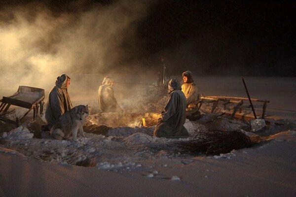 кадры и фото из фильма Земля людей