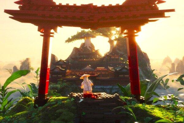 кадры и фото из фильма ЛЕГО Ниндзяго Фильм
