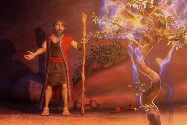 кадры и фото из фильма Десять заповедей
