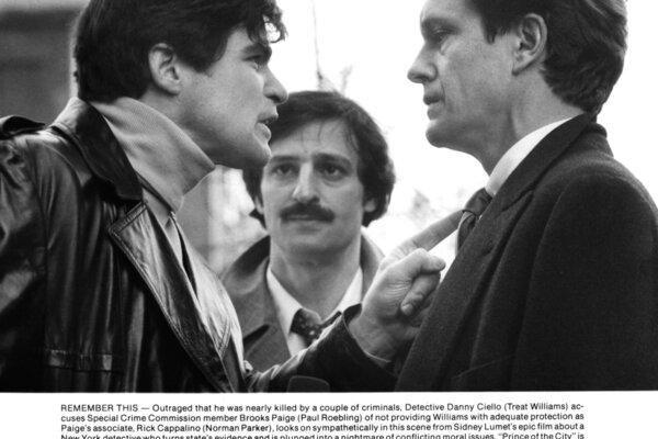 кадры и фото из фильма Принц города