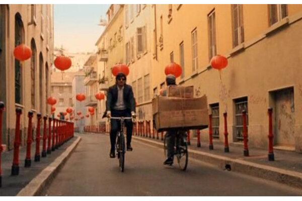 кадры и фото из фильма Счастливая семья