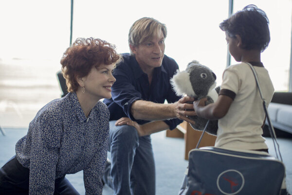 кадры и фото из фильма Лев