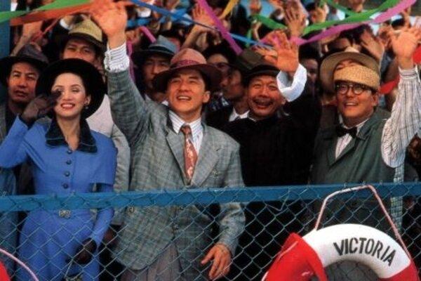 кадры и фото из фильма Мистер Гонконг
