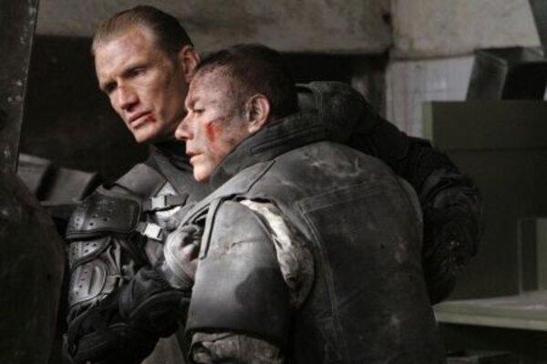 кадры и фото из фильма Универсальный солдат: Возрождение