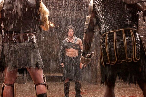 кадры и фото из фильма Помпеи
