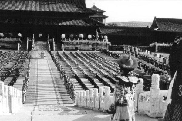 кадры и фото из фильма Последний император