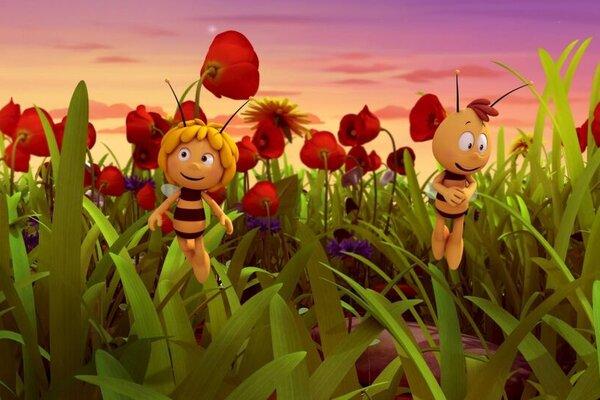 кадры и фото из фильма Пчелка Майя