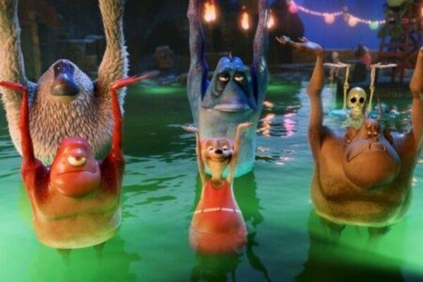 кадры и фото из фильма Монстры на каникулах