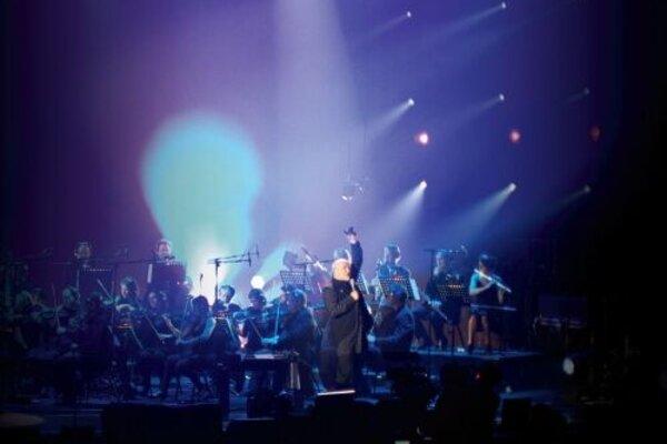 кадры и фото из фильма Питер Гэбриэл и New Blood Orchestra в 3D