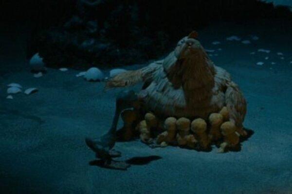 кадры и фото из фильма Гадкий утенок