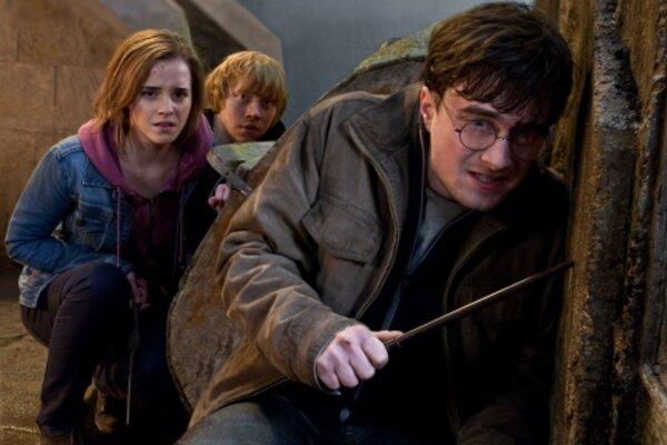 кадры и фото из фильма Гарри Поттер и Дары смерти. Часть вторая IMAX 3D