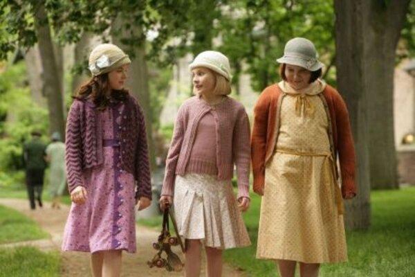 кадры и фото из фильма Кит Киттредж: Загадка американской девочки