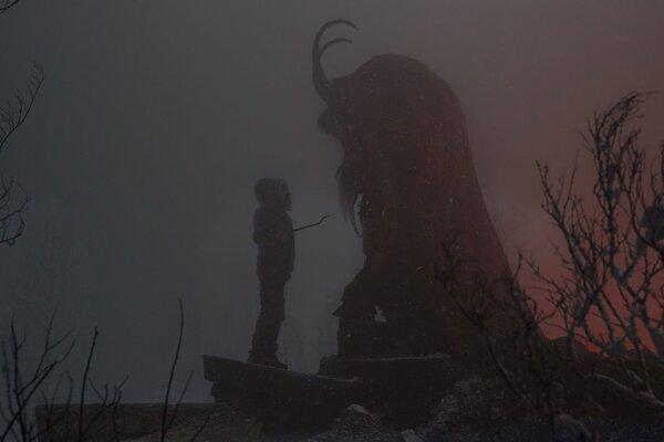 кадры и фото из фильма Крампус
