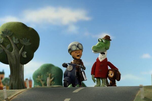 кадры и фото из фильма Чебурашка