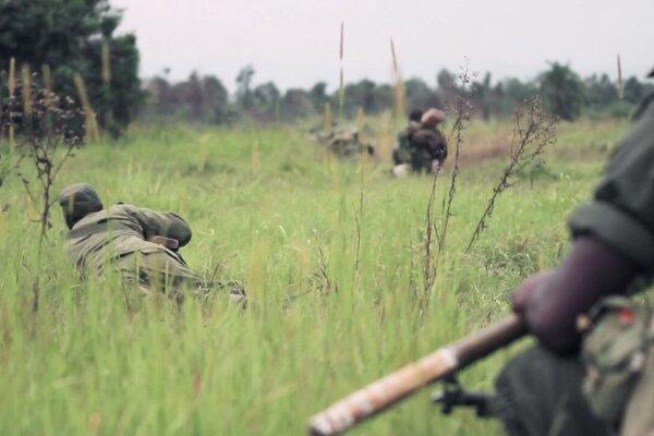 кадры и фото из фильма Вирунга