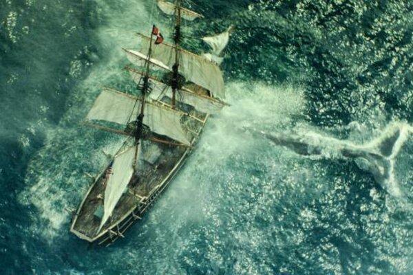 кадры и фото из фильма В сердце моря 3D