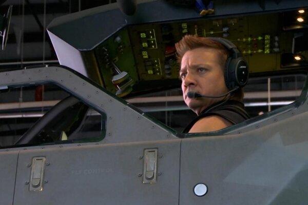 кадры и фото из фильма Мстители 3D