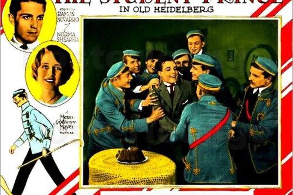 кадры и фото из фильма Принц-студент в Старом Гейдельберге