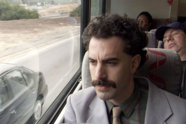 кадры и фото из фильма Борат