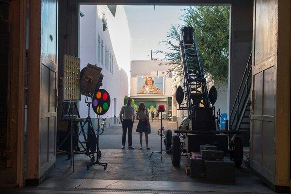 кадры и фото из фильма Ла-Ла Ленд