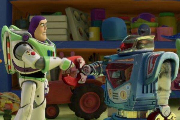 кадры и фото из фильма История игрушек: Большой побег 3D IMAX