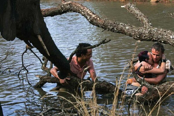 кадры и фото из фильма Спасатели в Африке