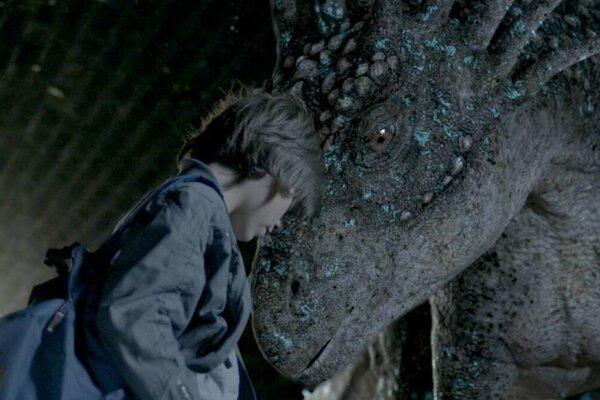 кадры и фото из фильма Мой любимый динозавр