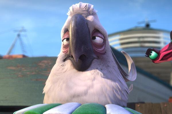 кадры и фото из фильма Рио 2 в 3D