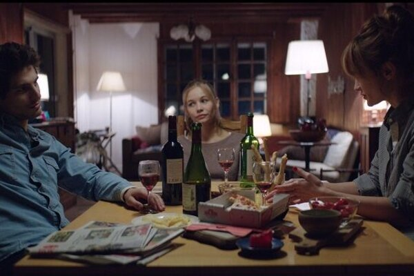 кадры и фото из фильма Холодный фронт