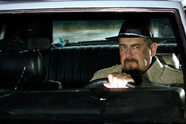 кадры и фото из фильма Очень русский детектив