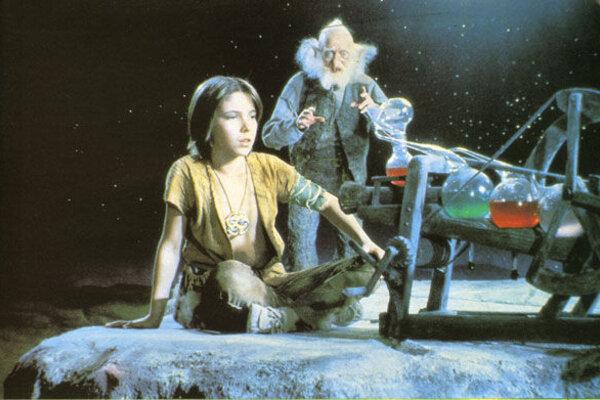 кадры и фото из фильма Бесконечная история