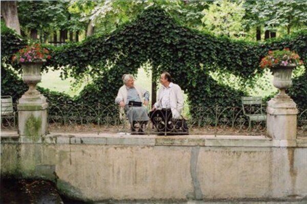 кадры и фото из фильма Сады осенью