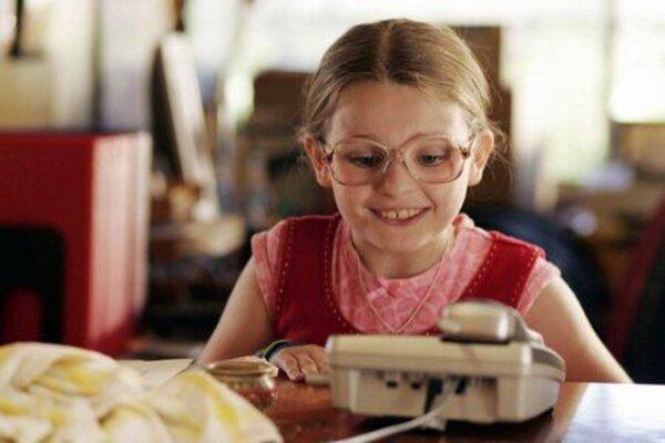 кадры и фото из фильма Маленькая мисс Счастье