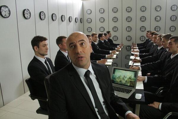 кадры и фото из фильма О чем говорят мужчины. Продолжение