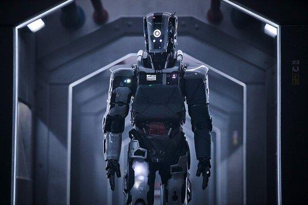 кадры и фото из фильма Дитя робота