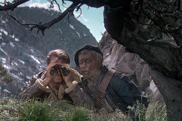 кадры и фото из фильма По ком звонит колокол